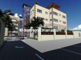 2 Bedroom Apartments, East Legon