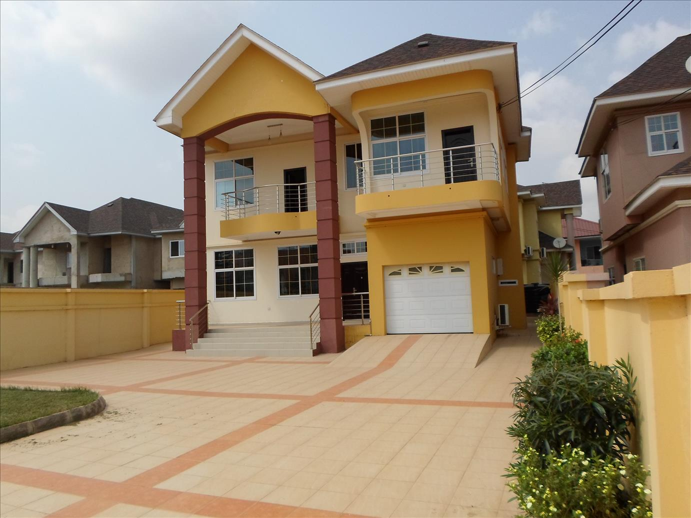 4 bedroom house trasacco east legon sellrent ghana for House 4
