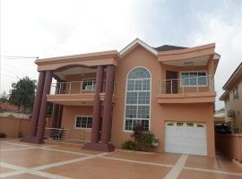 4 Bedroom Hse to Let, East Legon