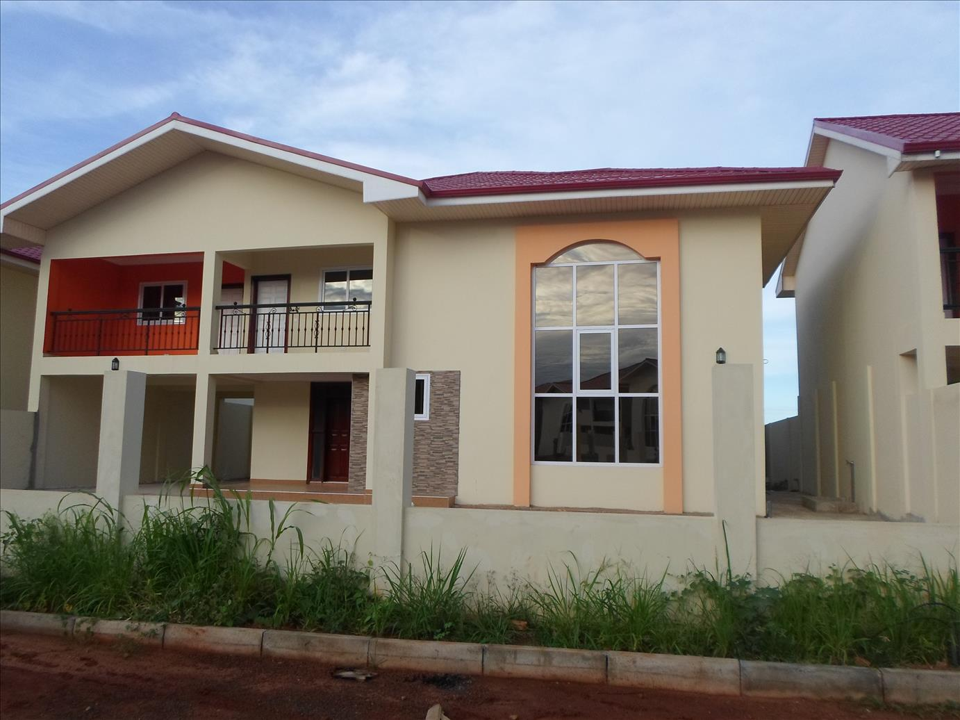 4 Bedroom House For Sale Lashibi Sellrent Ghana
