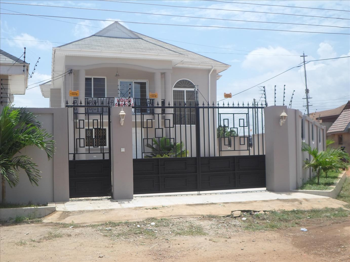 4 Bedroom House for Sale, East Legon : SellRent Ghana