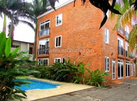 1-3 Bedroom Apartment + Pool to Let