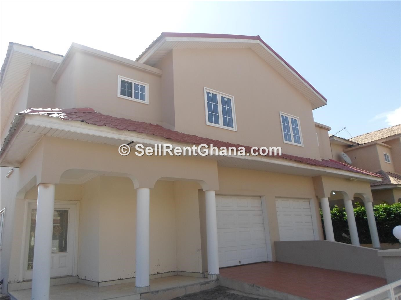 3 Bedroom House For Sale Spintex