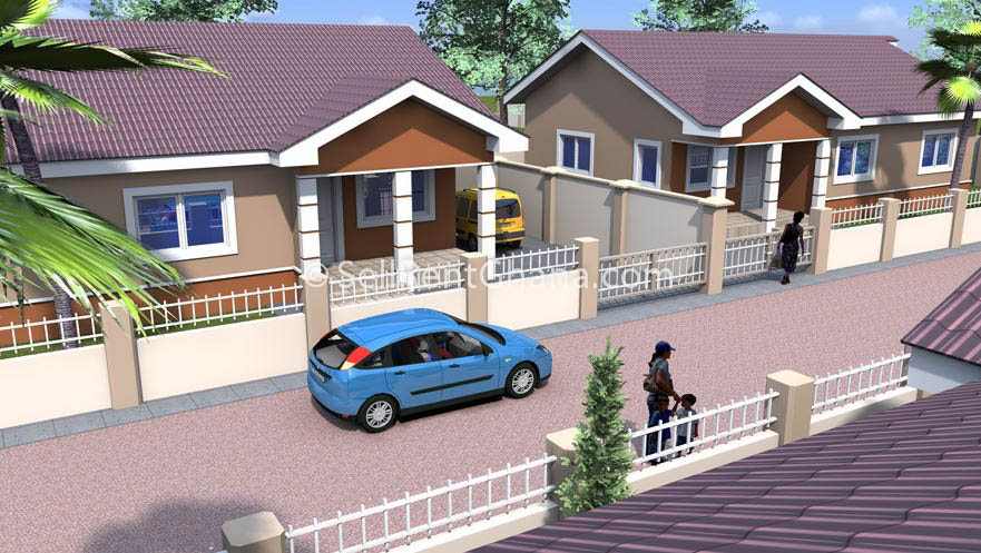 How much does a 4 bedroom house cost in ghana - How much does a 3 bedroom house cost ...