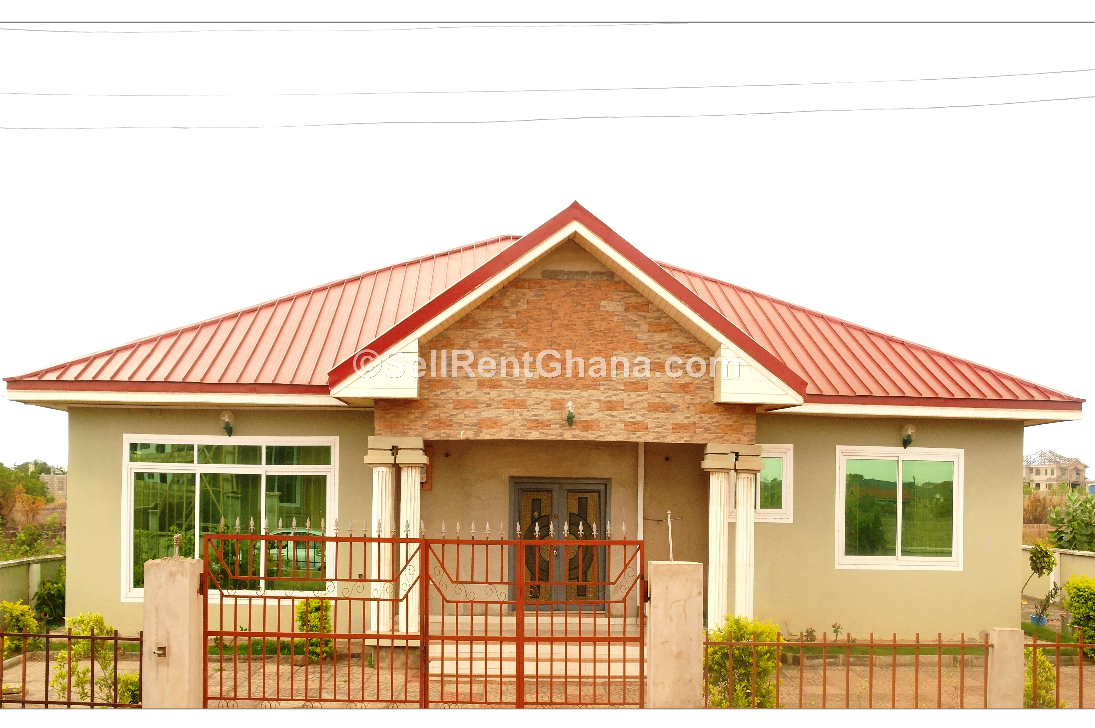 5 bedroom townhouse for sale  tema