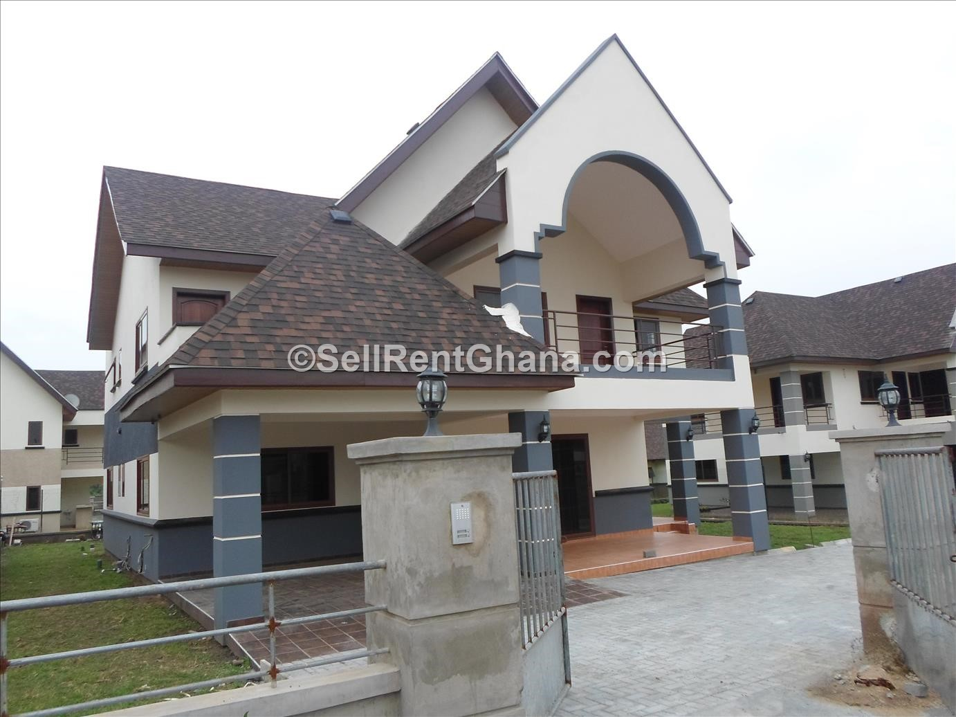 4 bedroom townhouse for sale rent tema sellrent ghana. Black Bedroom Furniture Sets. Home Design Ideas