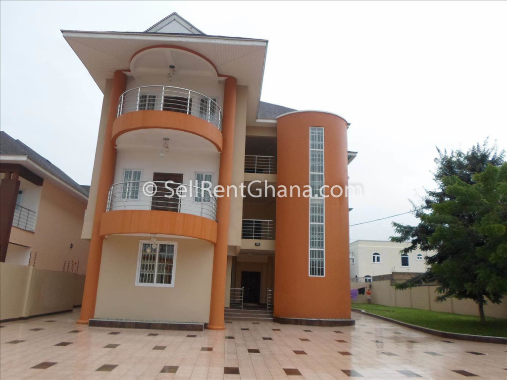 3 bedroom apartment for rent in east legon sellrent ghana for Three bedrooms apartment for rent