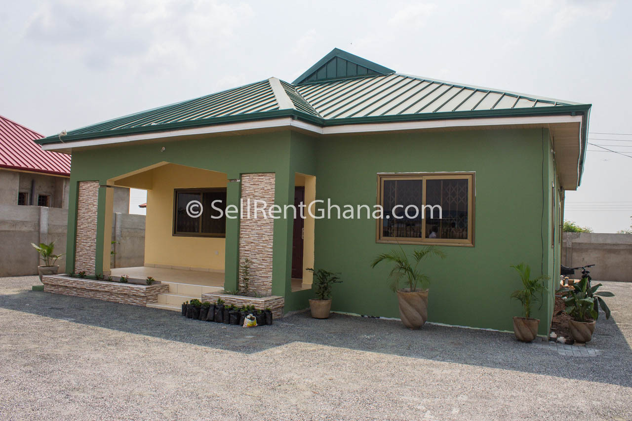 3 bedroom detached house ashale botwe sellrent ghana - Cost of solar panels for 3 bedroom house ...