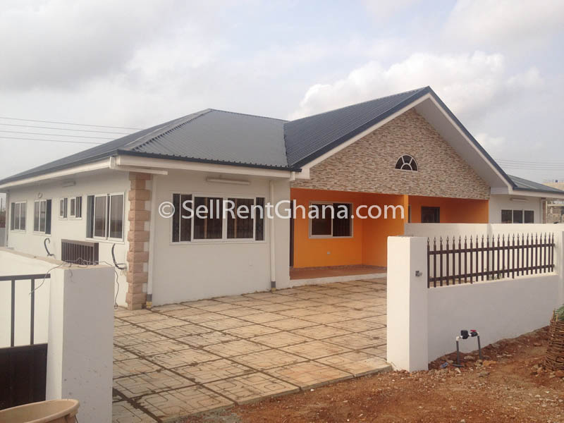 2 3 bedroom houses for sale oyarifa sellrent ghana for Ghana house plans for sale