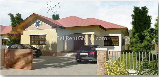 3 Bedroom House for Sale  East Legon Hills. 3 Bedroom House for Sale  East Legon Hills   SellRent Ghana