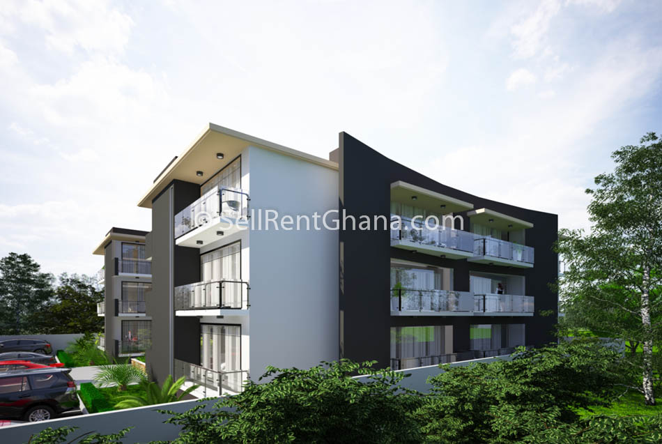 2 Bedroom Apartments For Sale East Cantonments Sellrent Ghana