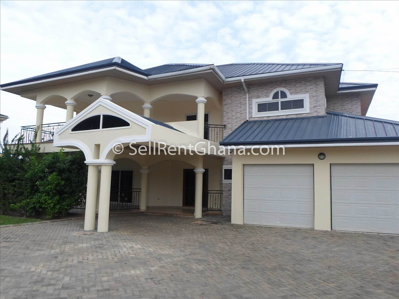 5 Bedroom House For Rent Interesting 5 Bedroom House For Rent In Labone  Sellrent Ghana Inspiration