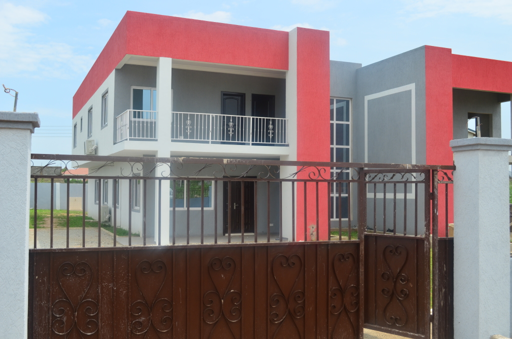 3 Bedroom Semi Detached Townhouse For Sale Sellrent Ghana