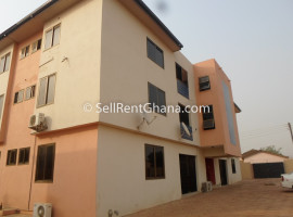 3 Bedroom Unfurnished Apartment to Let