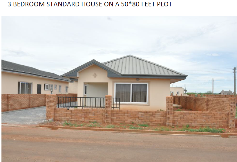 2 U0026 3 Bed Semi/Detach House For Sale, Prampram