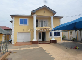 4 Bedroom Semi-Furnished House to Let