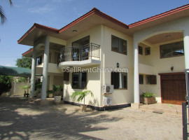 3 Bedroom Apartment + Staff Quarters to Let