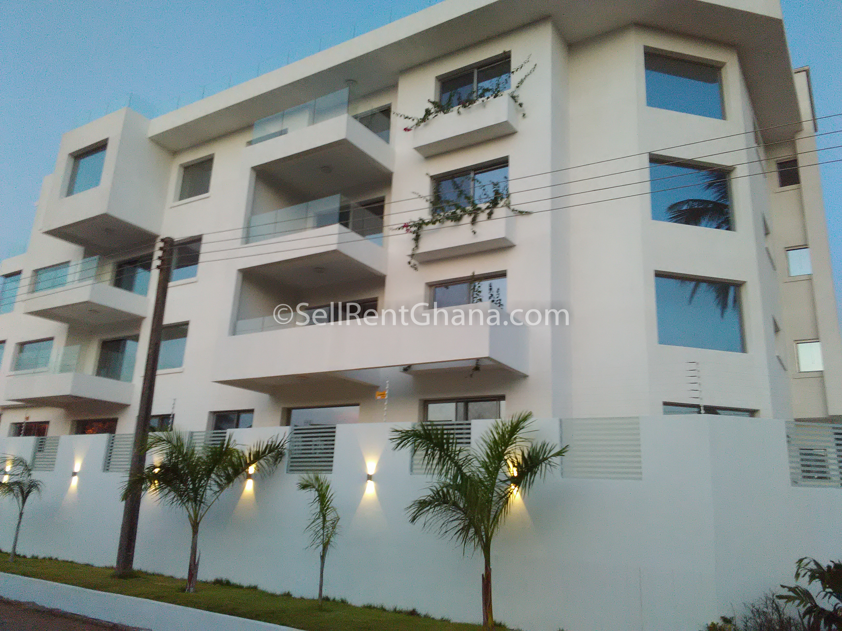 3 bedroom apartment penthouse for sale rent sellrent ghana for Apartment plans in ghana