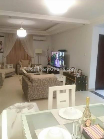 4 Bedroom Fully Furnished Townhouse Selling Sellrent Ghana