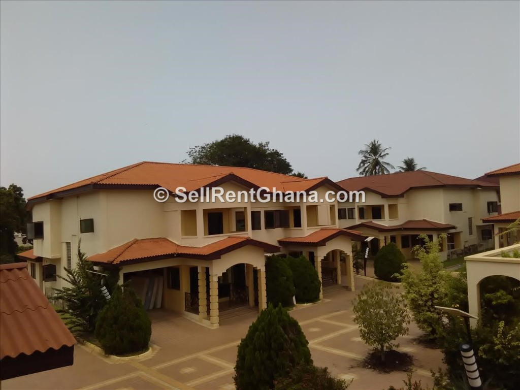4 Bedroom Townhouse For Rent Cantonments Sellrent Ghana