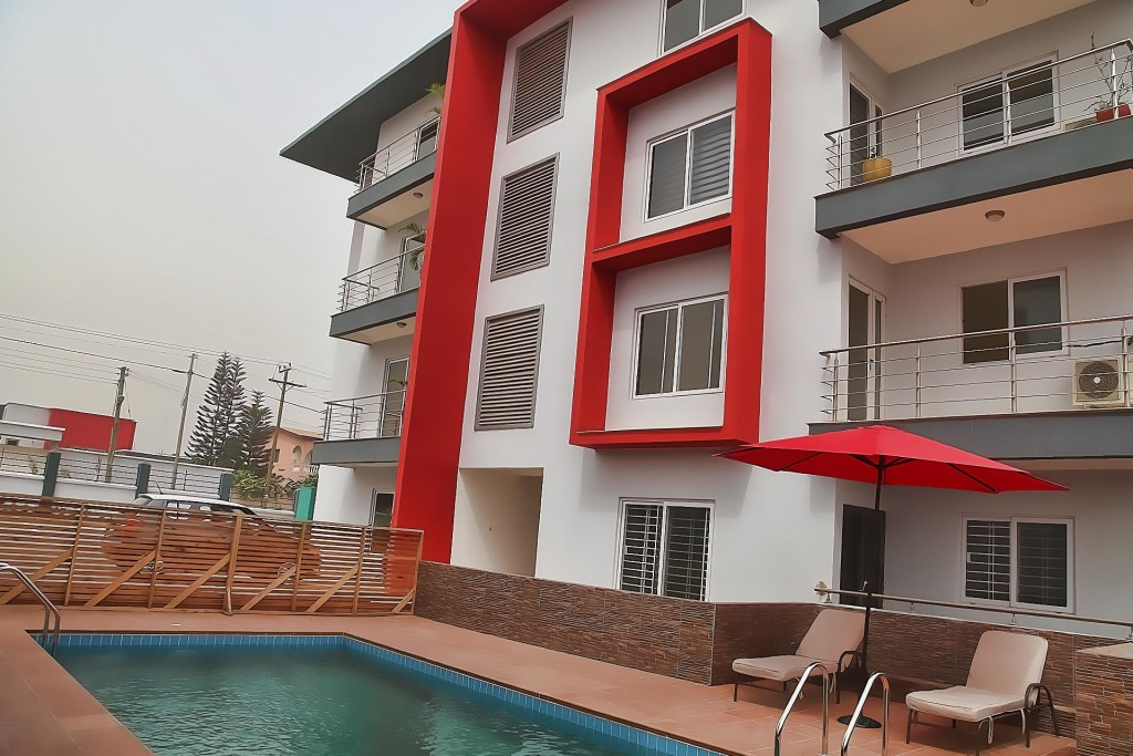 1 3 Bed Apartments 4 Bed Townhouse To Let Sellrent Ghana