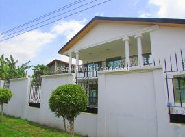 5 Bedroom House + 2 Staff Quarters for Rent