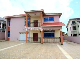 5 Bedroom House + 2 Boys Quarters To Let