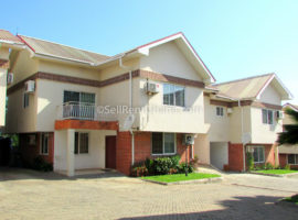 3 Bed Townhouse + 1 Staff Quarters