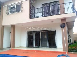 4 Bed' House + 2 Bed' S. Quarters Renting
