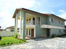 4 Bedroom Detached House + Staff Quarters