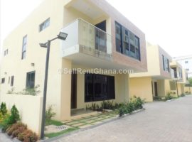 3 Bedroom Townhouse for Rent, East Legon