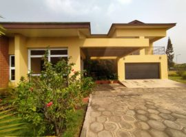 4 Bed Hse + 1 BQ  Renting, Cantonments