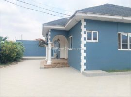 4 Bedroom House+1BQ for Rent, East Legon
